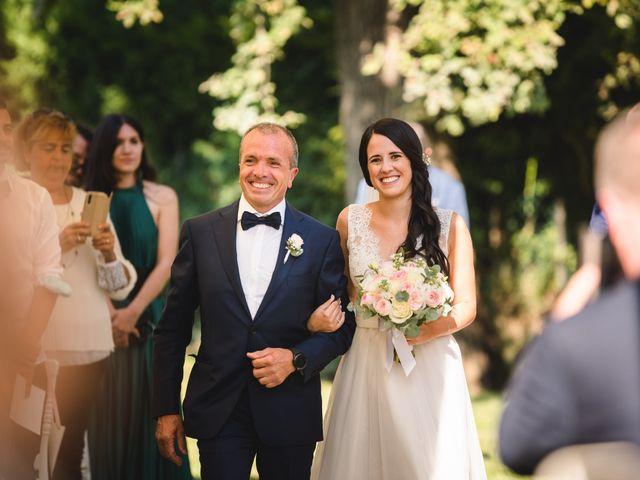 Il matrimonio di Marco e Marika a Quattordio, Alessandria 7