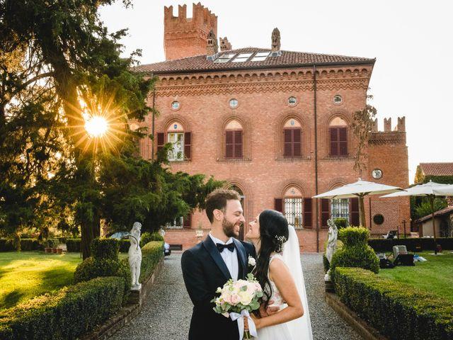 Il matrimonio di Marco e Marika a Quattordio, Alessandria 23