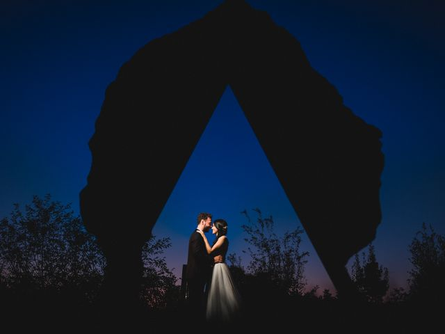 Le nozze di Marika e Marco
