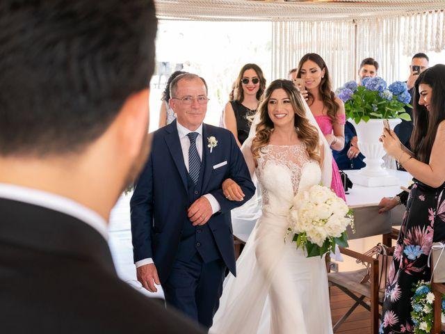 Il matrimonio di Tiziana e Luigi a Cellole, Caserta 23