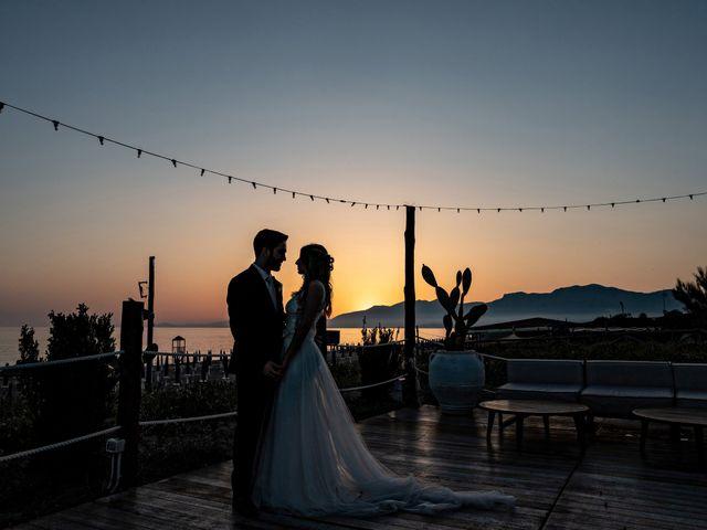 Il matrimonio di Tiziana e Luigi a Cellole, Caserta 42