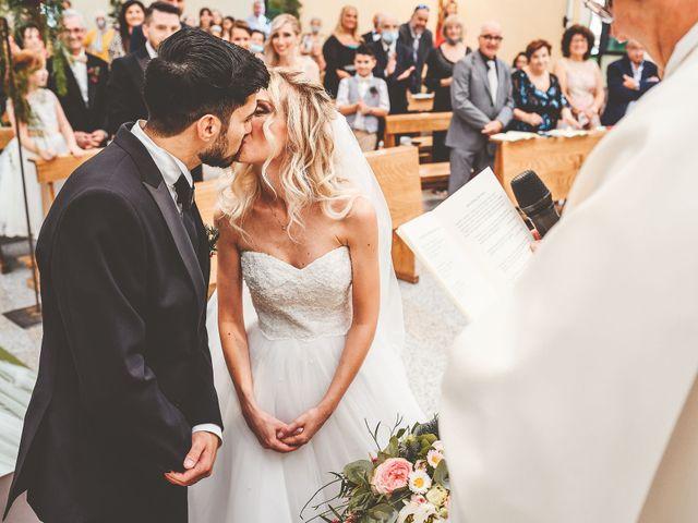 Il matrimonio di Federico e Paola a Roma, Roma 20