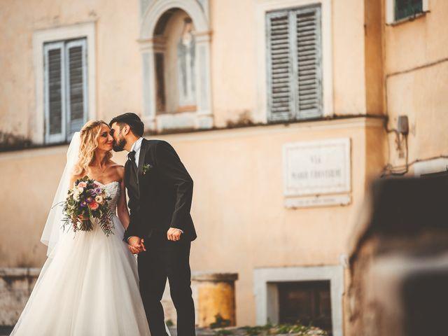 Il matrimonio di Federico e Paola a Roma, Roma 22