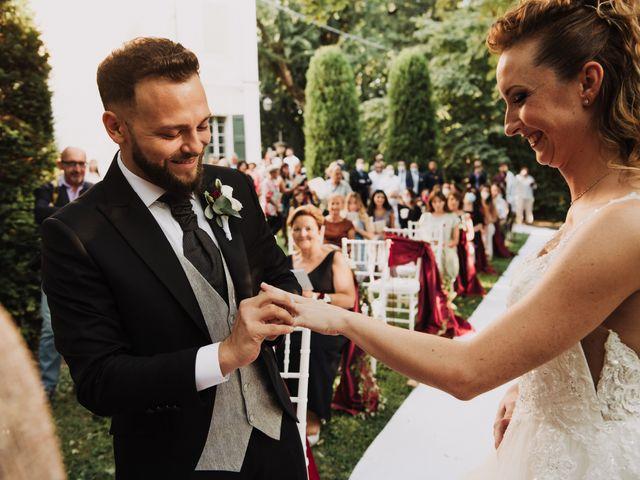 Il matrimonio di Marcello e Lucia a Formigine, Modena 17