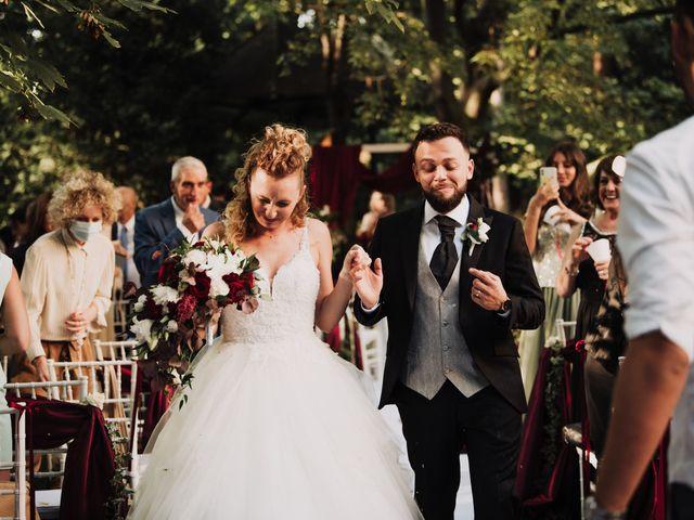 Il matrimonio di Marcello e Lucia a Formigine, Modena 55