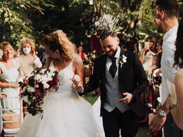 Il matrimonio di Marcello e Lucia a Formigine, Modena 56