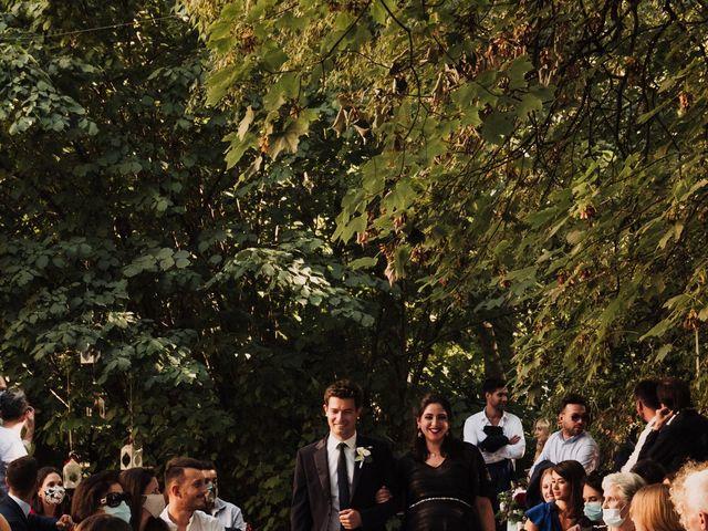 Il matrimonio di Marcello e Lucia a Formigine, Modena 71