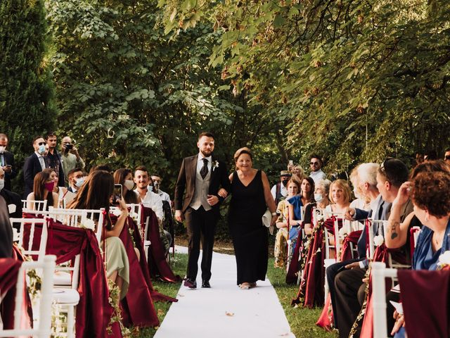 Il matrimonio di Marcello e Lucia a Formigine, Modena 72