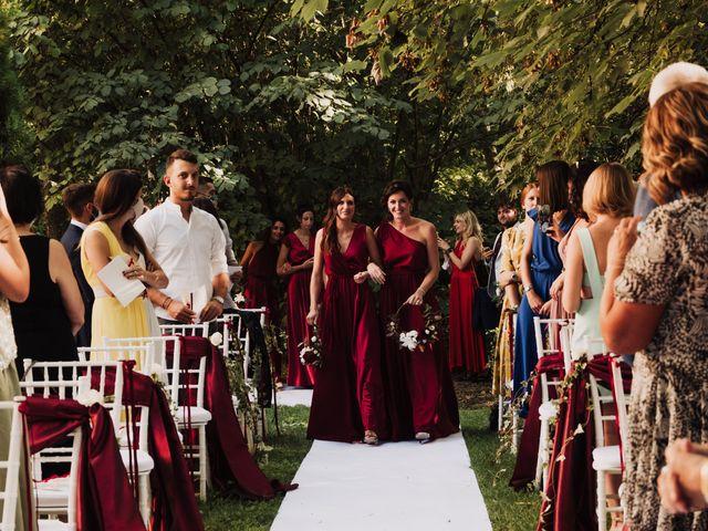 Il matrimonio di Marcello e Lucia a Formigine, Modena 73