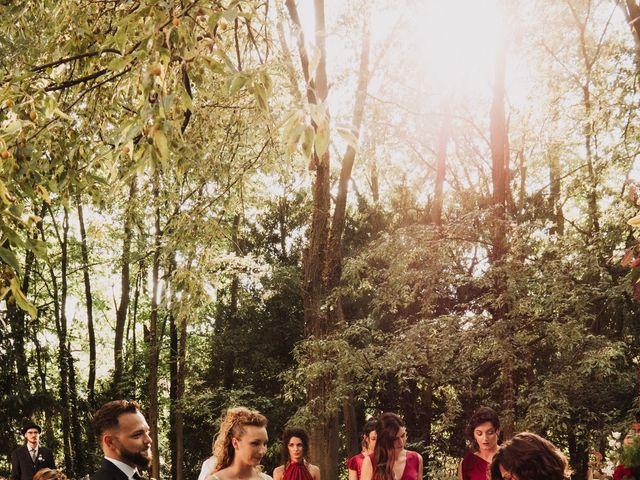 Il matrimonio di Marcello e Lucia a Formigine, Modena 74