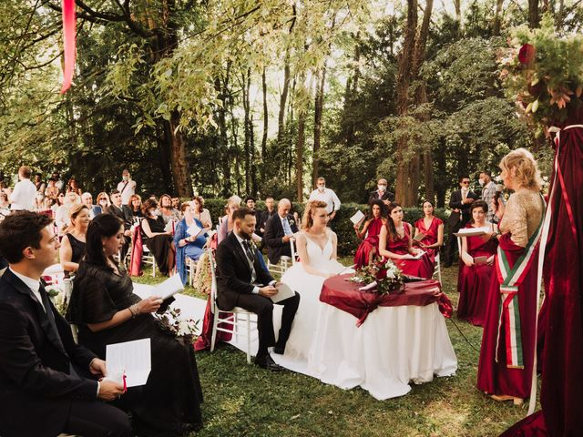 Il matrimonio di Marcello e Lucia a Formigine, Modena 75