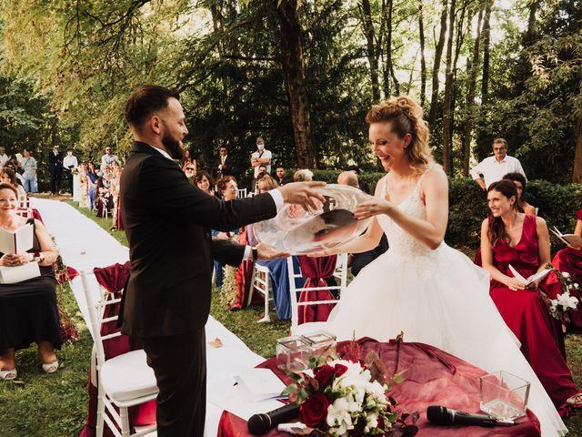 Il matrimonio di Marcello e Lucia a Formigine, Modena 77