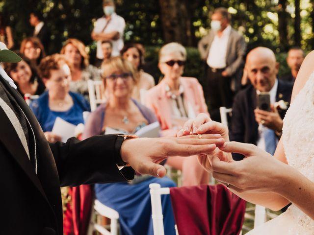 Il matrimonio di Marcello e Lucia a Formigine, Modena 80