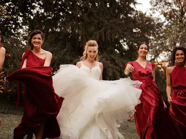 Il matrimonio di Marcello e Lucia a Formigine, Modena 1