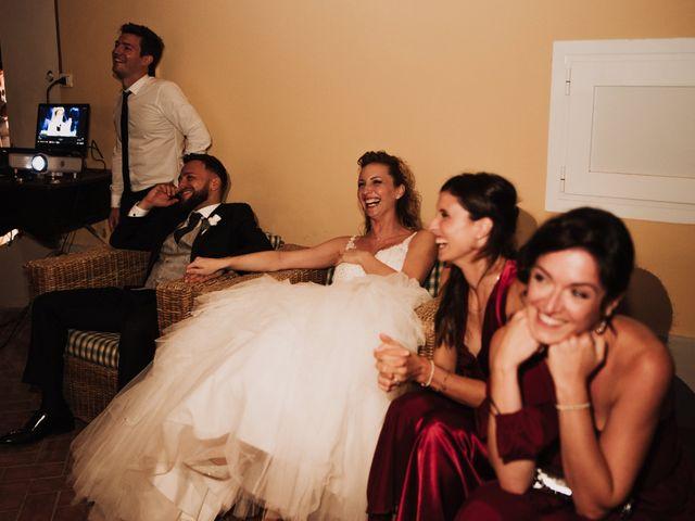 Il matrimonio di Marcello e Lucia a Formigine, Modena 104