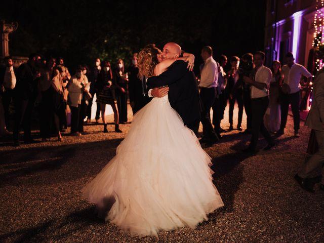 Il matrimonio di Marcello e Lucia a Formigine, Modena 107
