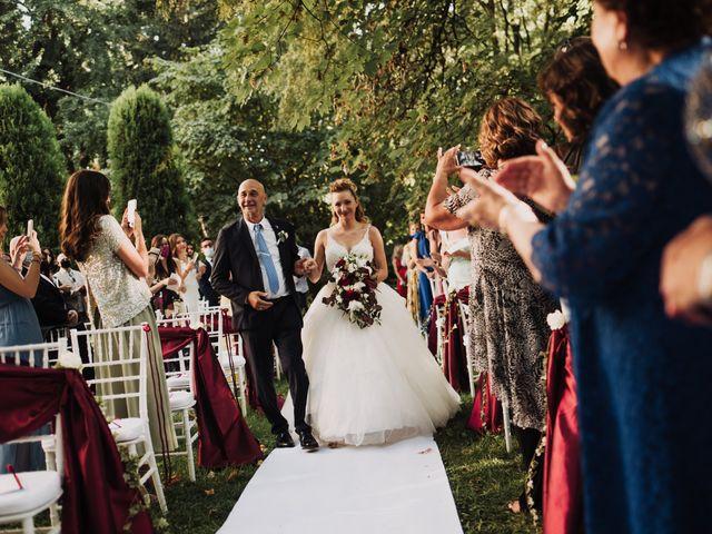 Il matrimonio di Marcello e Lucia a Formigine, Modena 130