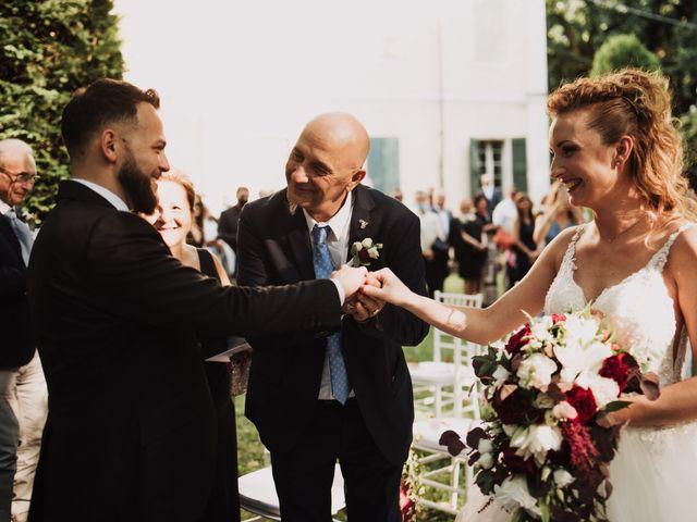 Il matrimonio di Marcello e Lucia a Formigine, Modena 131