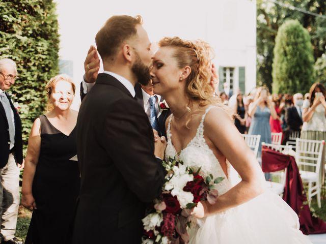 Il matrimonio di Marcello e Lucia a Formigine, Modena 132