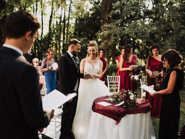 Il matrimonio di Marcello e Lucia a Formigine, Modena 133