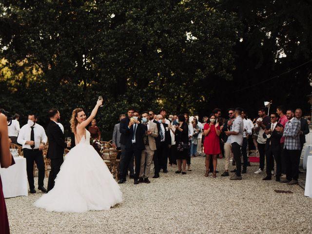 Il matrimonio di Marcello e Lucia a Formigine, Modena 137