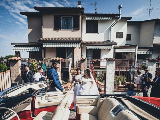 Il matrimonio di Stefano e Federica a Bariano, Bergamo 13