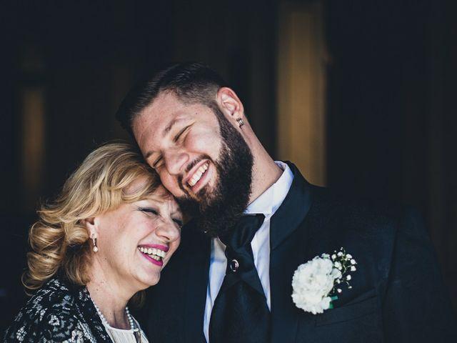 Il matrimonio di Stefano e Federica a Bariano, Bergamo 14