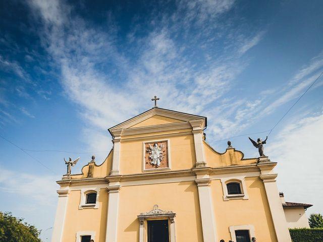 Il matrimonio di Stefano e Federica a Bariano, Bergamo 15