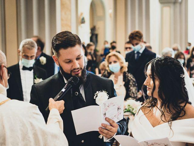 Il matrimonio di Stefano e Federica a Bariano, Bergamo 17