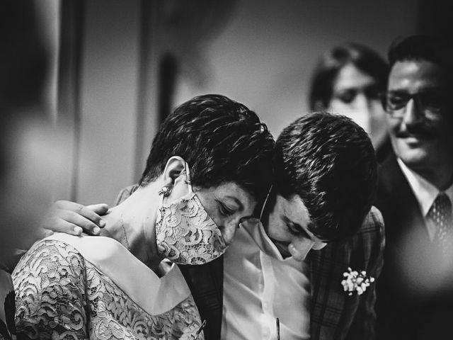 Il matrimonio di Stefano e Federica a Bariano, Bergamo 20