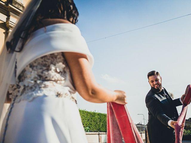 Il matrimonio di Stefano e Federica a Bariano, Bergamo 24