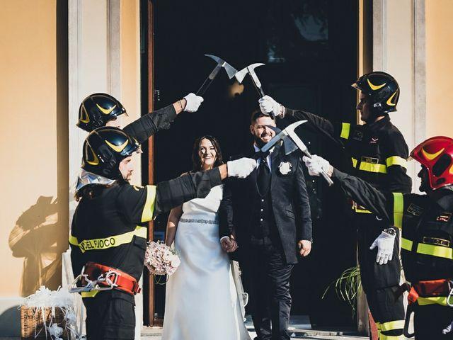 Il matrimonio di Stefano e Federica a Bariano, Bergamo 22