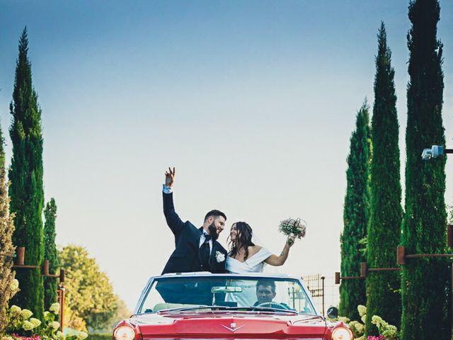 Il matrimonio di Stefano e Federica a Bariano, Bergamo 3