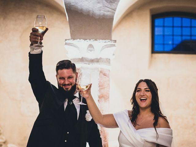 Il matrimonio di Stefano e Federica a Bariano, Bergamo 34