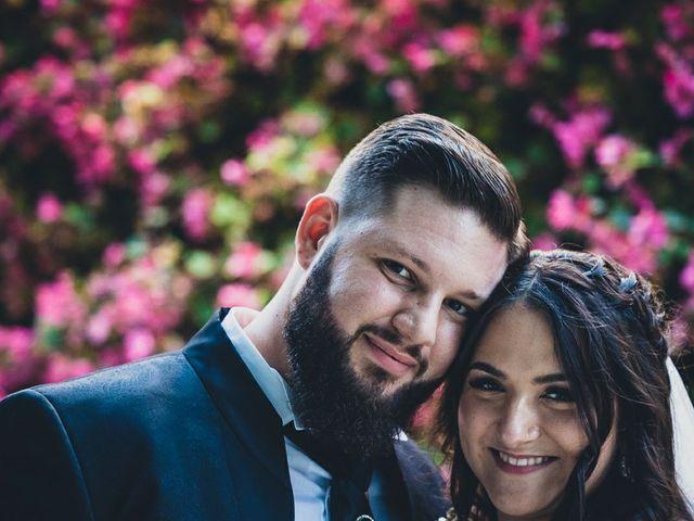 Il matrimonio di Stefano e Federica a Bariano, Bergamo 28
