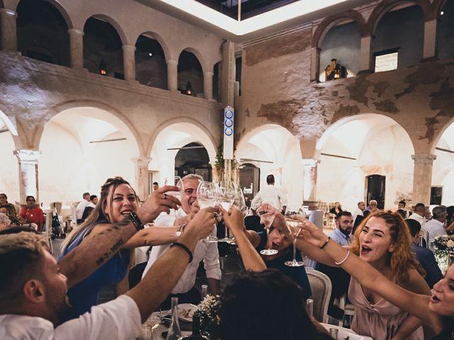 Il matrimonio di Stefano e Federica a Bariano, Bergamo 35