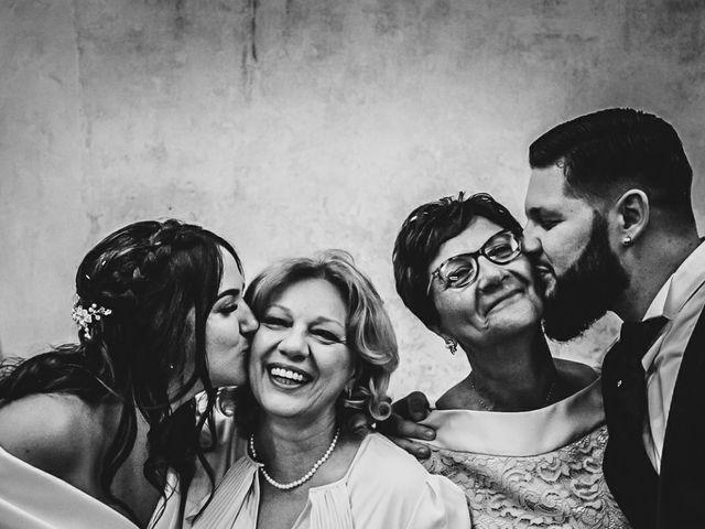 Il matrimonio di Stefano e Federica a Bariano, Bergamo 36