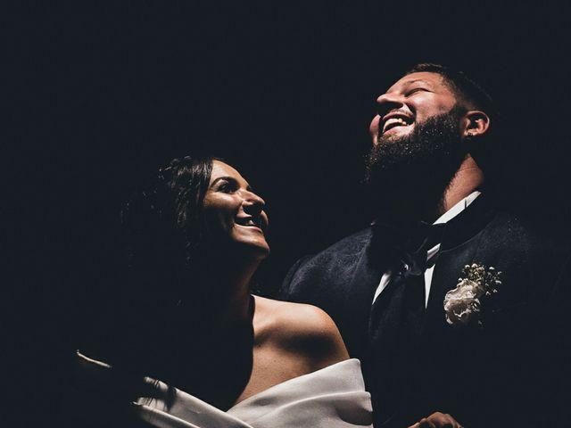 Il matrimonio di Stefano e Federica a Bariano, Bergamo 45