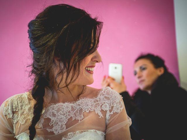 Il matrimonio di Emanuele e Giulia a Formigine, Modena 17