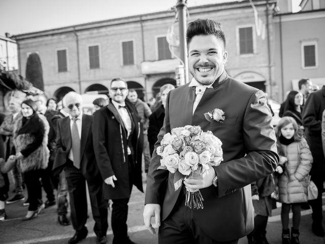 Il matrimonio di Emanuele e Giulia a Formigine, Modena 29
