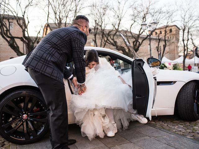 Il matrimonio di Emanuele e Giulia a Formigine, Modena 30