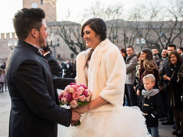 Il matrimonio di Emanuele e Giulia a Formigine, Modena 32