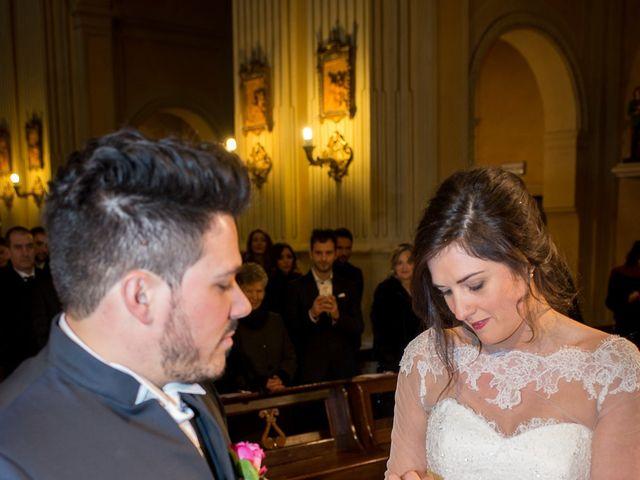 Il matrimonio di Emanuele e Giulia a Formigine, Modena 37
