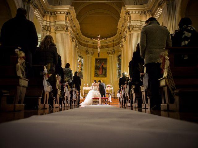 Il matrimonio di Emanuele e Giulia a Formigine, Modena 39