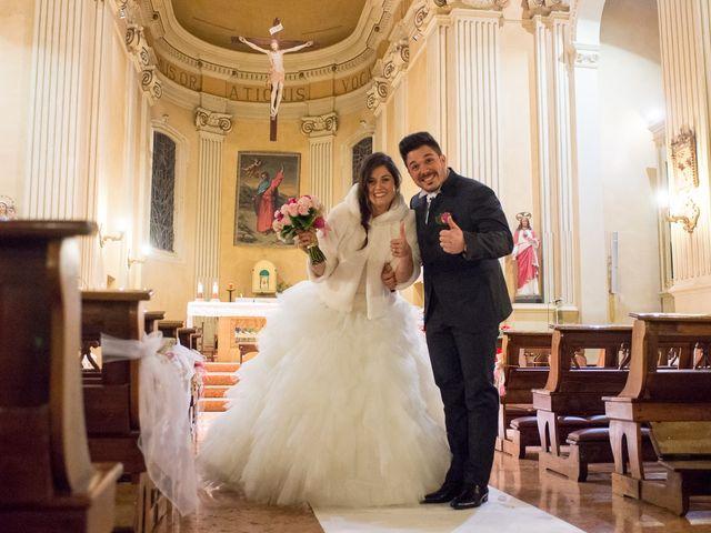 Il matrimonio di Emanuele e Giulia a Formigine, Modena 45