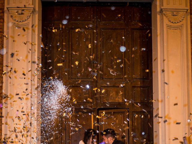 Il matrimonio di Emanuele e Giulia a Formigine, Modena 46