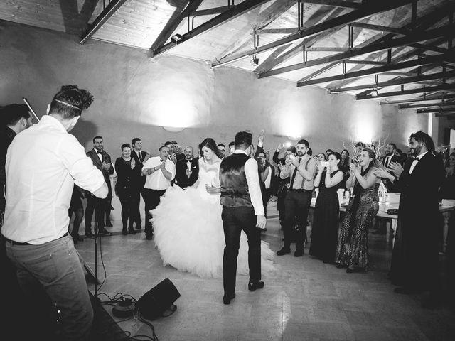 Il matrimonio di Emanuele e Giulia a Formigine, Modena 61