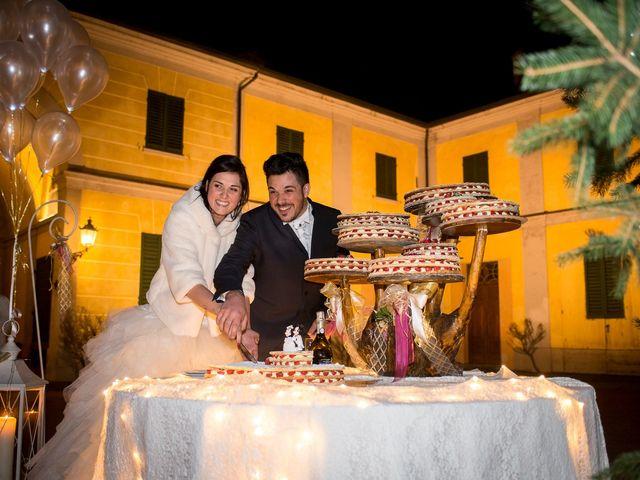 Il matrimonio di Emanuele e Giulia a Formigine, Modena 71