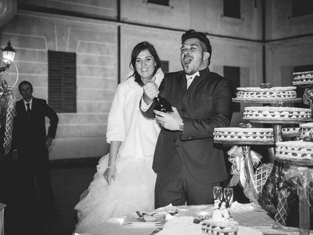 Il matrimonio di Emanuele e Giulia a Formigine, Modena 72