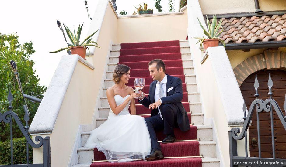 Il matrimonio di Stefano e Elena a Padenghe sul Garda, Brescia